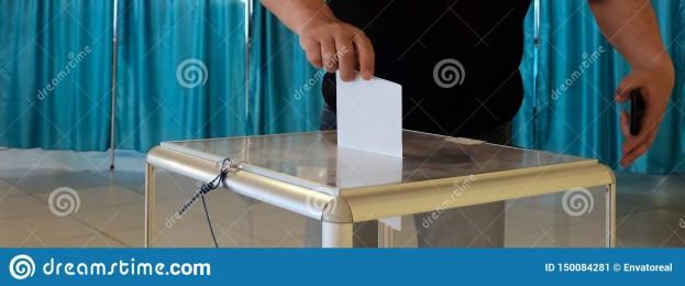 nationwide-voting-elections-polling-station-man-puts-paper-sheet-transparent-box-blue-background-banner-150084281.jpg